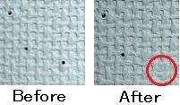 クロス壁紙Before-After