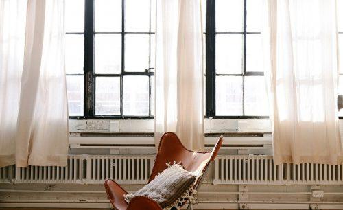 【冬の窓際の寒さ対策】カーテンリターンで体感温度5度上昇
