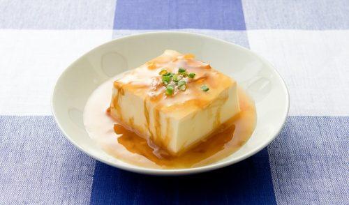 水切り後に半分残った豆腐は電子レンジ!2週間保存する方法