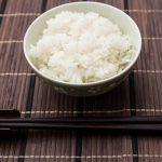 無洗米の美味しい炊き方!水加減は目盛り+大さじ2杯!